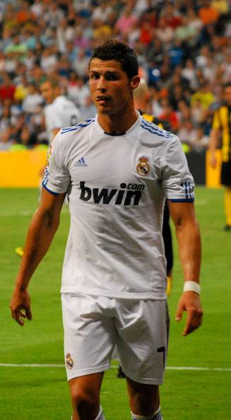 Cristiano Ronaldo Photo By Jan SOLO