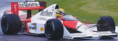 Ayrton Senna Quotes Driving For McLaren