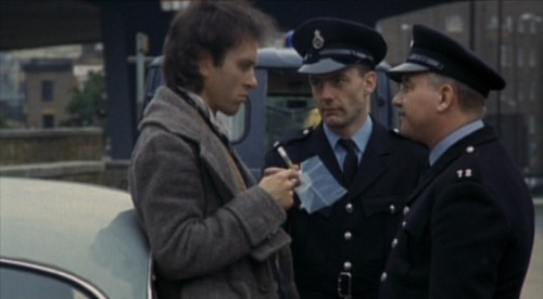 Withnail (Richard E. Grant) In Withnail And I