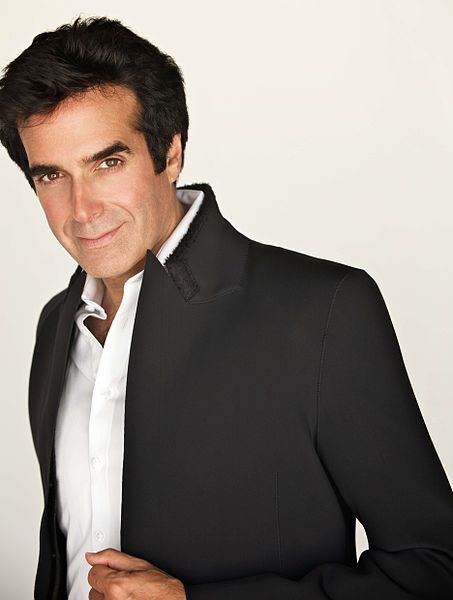 David Copperfield Photo By Homer Liwag