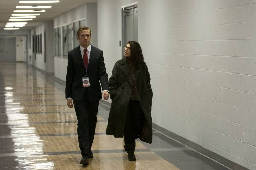 Stephen Meyers (Ryan Gosling) And Ida Horowicz (Marisa Tomei) In The Ides Of March