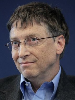 Bill Gates Photo By Severin Nowacki