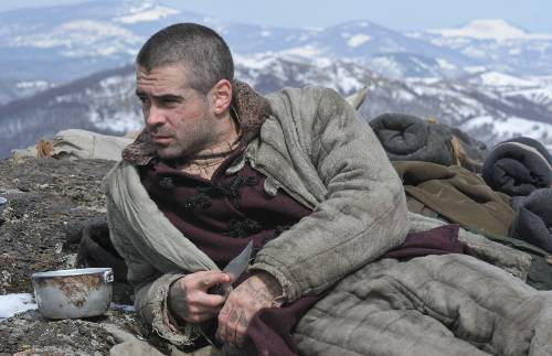 Valka (Colin Farrell) In The Way Back 1