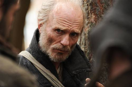 Mr. Smith (Ed Harris) In The Way Back