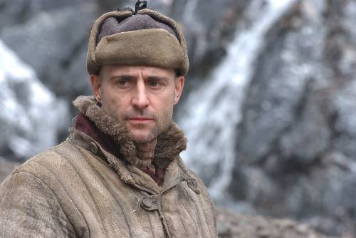 Khabarov (Mark Strong) In The Way Back