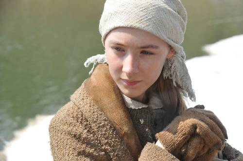Irena (Saoirse Ronan) In The Way Back