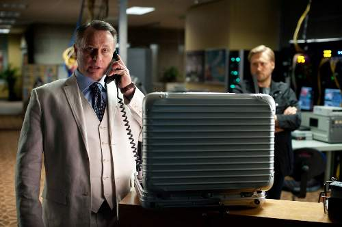 Kurt Hendricks (Michael Nyqvist) In Mission Impossible Ghost Protocol