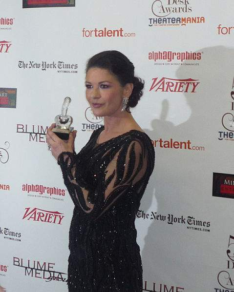 A Sense Of Style With Catherine Zeta Jones Photo By LeNair Xavier