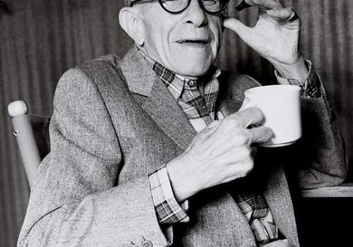George Burns Quotes Photo By Allan Warren