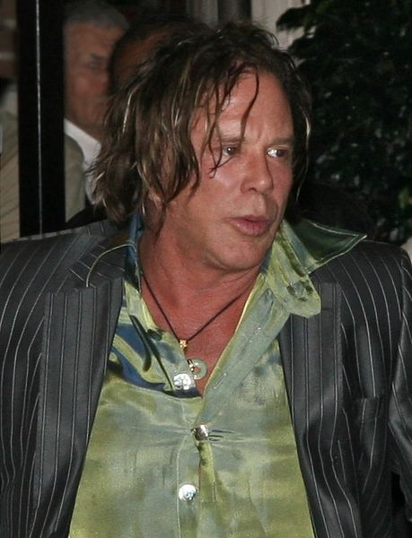 Mickey Rourke Quotes Photo By GDC Graphics