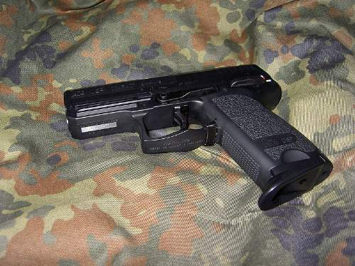 Odd News Stories Airsoft Replica Handgun