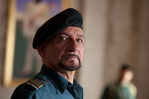 The Dictator Film Review Tamir (Ben Kingsley) Paramount Pictures