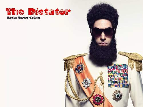 The Dictator Film Review