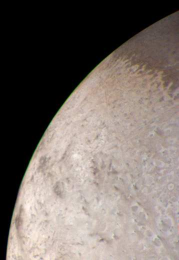 Two Different Surfaces On Neptune's Moon Triton