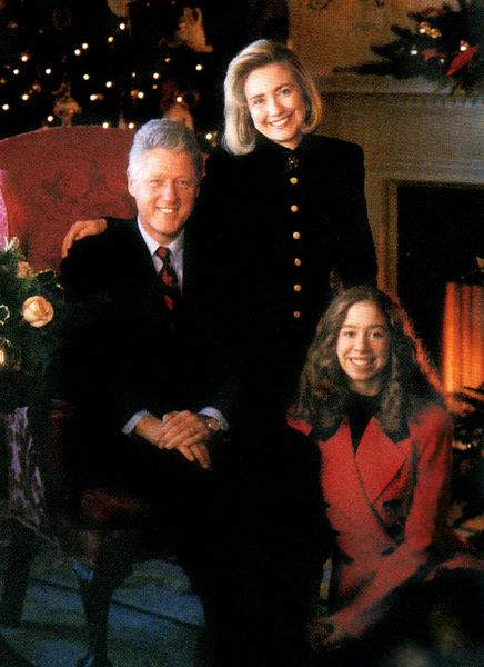 Bill Clinton Quotes With Wife Hillary And Daughter Chelsea
