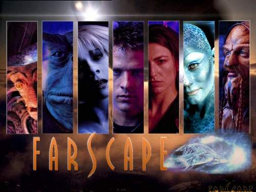 Most Underrated Television Series: Farscape