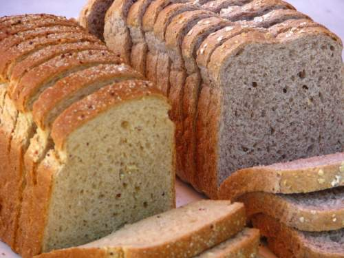 Should I Really Eat Bread? White And Brown (Wholegrain) Bread