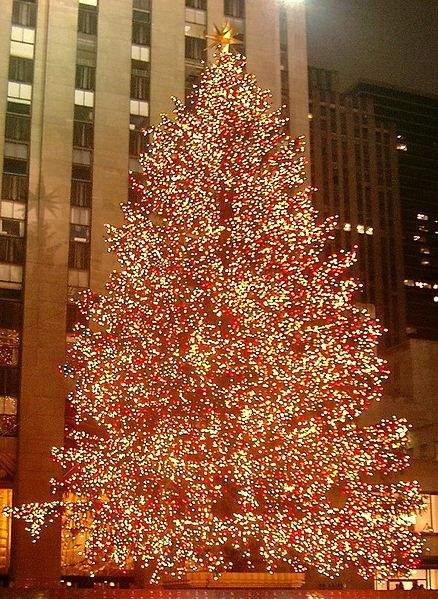 Funny Christmas Quotes Rockefeller Centre New York