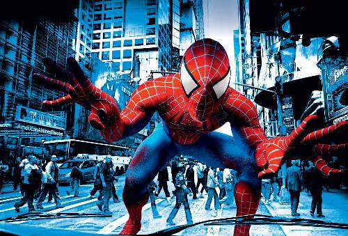 Musical Songs: Spider-Man Turn Off The Dark
