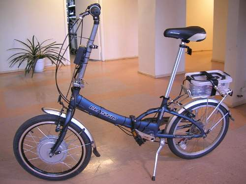 Electric Bicycle Components: Folding Bike