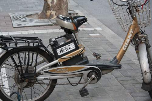 Electric Bicycle: Ebike With Lead Acid Battery