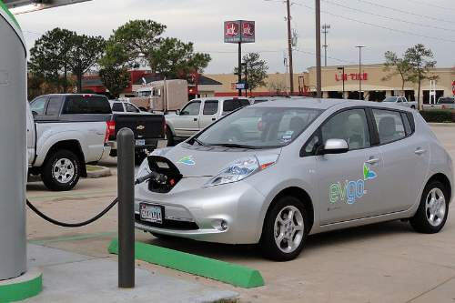 Electric Cars: Nisan Leaf