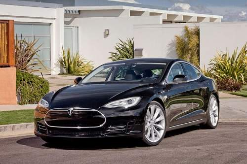 Electric Cars Tesla Model S