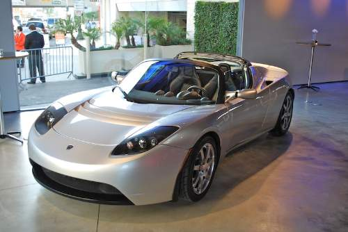 Electric Cars Tesla Roadster