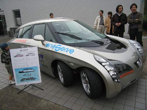 Future Electric Batteries Powering The Electric Vehicles Of The Future