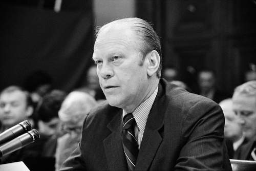 Gerald Ford Quotes Being Questioned After Granting Richard Nixon A Pardon