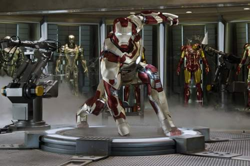 Iron Man 3 Film Review Iron Man