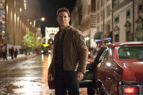 Jack Reacher Film Review Jack Reacher (Tom Cruise)