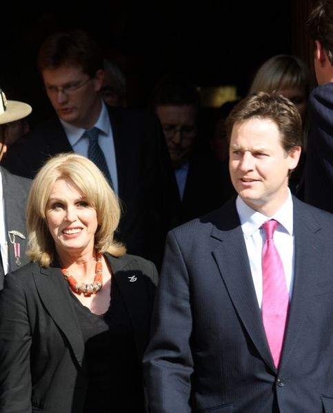 Joanna Lumley Quotes Photo By Office Of Nick Clegg