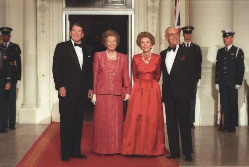 Margaret Thatcher: A Costly Legacy With Ronald Reagan