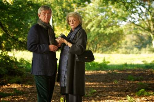 Quartet Film Review Reginald Paget (Tom Courtenay) And Jean Horton (Maggie Smith)