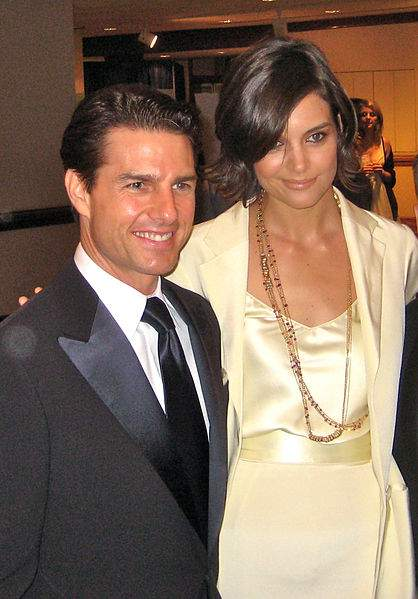 Tom Cruise And Katie Holmes Photo By Jay Tamboli