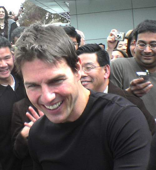 Tom Cruise Photo By Kevin Ballard