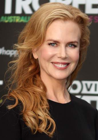Tom Cruise's Former Wife Nicole Kidman Photo By Eva Rinaldi