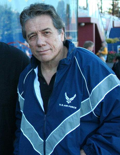 Edward James Olmos Quotes In 2006 Photo By Chad Forbes