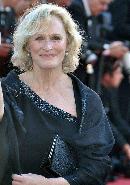 Glenn Close Quotes In 2010 Photo By Goerges Biard Creative Commons ShareAlike Licence