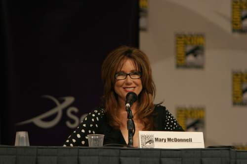 Mary McDonnell Quotes In 2007 Photo By Michael Huang Cretive Commons ShareAlike Licence