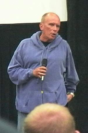 Peter Weller Quotes Photo By Johnathan Noechel-Shunn Creative Commons ShareAlike licence