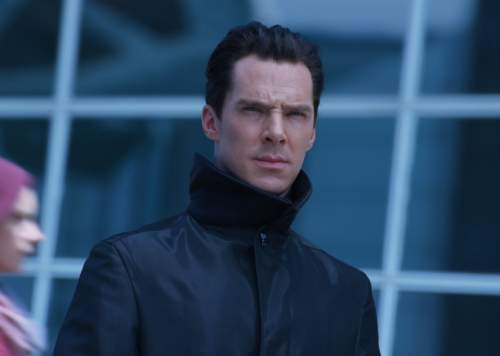 Star Trek Into Darkness Film Review Khan (Benedict Cumberbatch)