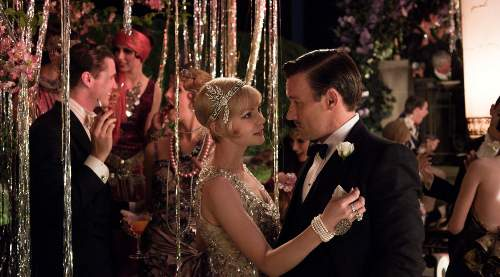 The Great Gatsby Film Review Daisy Buchannan (Carey Mulligan) And Tom Buchannan (Joel Edgerton)