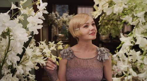 The Great Gatsby Film Review Daisy Buchannan (Carey Mulligan)