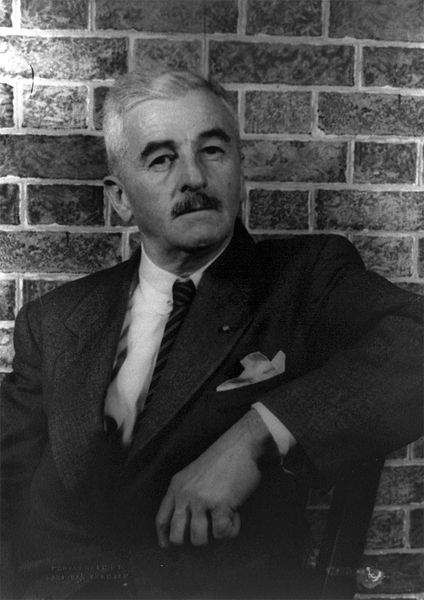 William Faulkner Quotes Photo By Carl Van Vechten