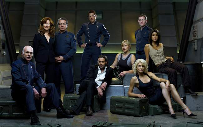 Battlestar Galactica Quotes Sci Fi Channel