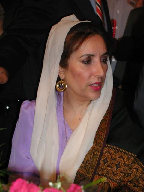 Benazir Bhutto Quotes Photo By iFaqeer Creative Commons ShareAlike Licence