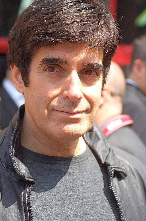 David Copperfield Photo By Angela George Creative Commons ShareAlike Licence