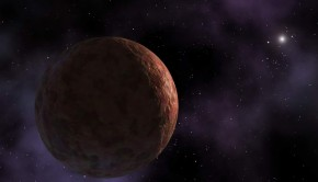 Dwarf Planet Sedna Artist Impression By NASA JPL - Caltech R. Hurt SSC Caltech
